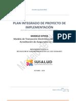 Plantilla Plan Implementacion ModeloSITEDS