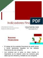 Admon Fin. Indicadores Financieros