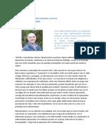 Articulo Olivier Soulier El mensaje de la enfermedad crónica