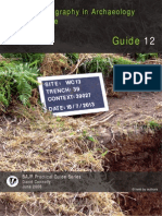 Short Guide to Digital Photography in Archaeology