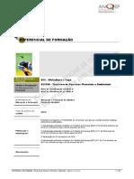 623166 Tcnicoa de Recursos Florestais e Ambientais ReferencialEFA