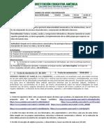 Plan de Apoyo de Castellano y Ciencias N. Cuarto P-2