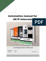 2N IP Automation Manual en 2.27