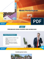 2. PPT IPS kls  9 K13 BAB 2 Perubahan Sosial Budaya & Globalisasi.pptx