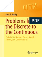 Problems from the Discrete to the Continuous_ Probability, Number Theory, Graph Theory, and Combinatorics ( PDFDrive.com ).pdf