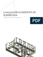 Generadora de Albañilerías