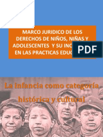 la infancia como categoria historico cultural- Lic Pablo Hernandez.pptx