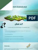 Desarrollo Sustentable U2 Biodiversidad