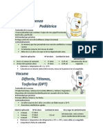 Vacunas Influenza Varicela