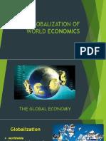 Global Economics Lecture