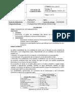 Solubilidad acido galico