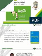 Instructivo Normas Apa - 2018
