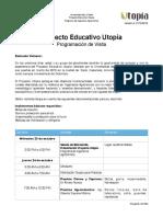 Protocolo Uptc Utopia Desarrollo y Extension