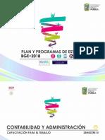 Programa de Administración y Contabilidad