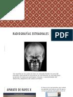 Radiografías Extraorales