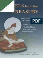 Jewels From the Treasury_ Vasubandhu's Verses on the Treasury of Abhidharma and Its Commentary Youthful Play by the Ninth Karmapa Wangc