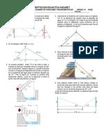 Examen Funciones Trigonometricas Grado 10 11-04-19