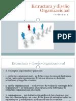 Capítulo 9 Estructura y diseño Organizacional