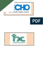 Logos Instituciones.