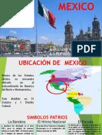 Presentacion Mexico Grado 8 Maria Jose Sociales