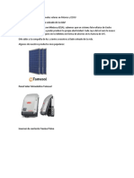 OCTUBRE -Sistemas fotovoltaicos y paneles solares en México y EEUU.docx