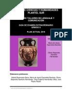 Guia de Examen Extraordinario Unam Griego -El Juramento de Hipócrates
