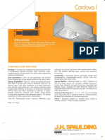 Spaulding Lighting Cordova I Spec Sheet 6-77