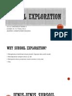 Subsoil Exploration