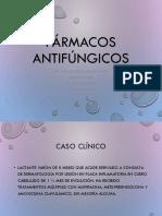 Fármacos Antifúngicos