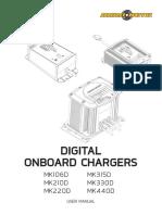 Minn Kota Digital Onboard Chargers