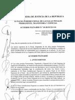 Acuerdo Plenario Nº10