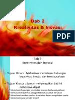 bab 2 Kreativitas dan Inovasi-1.ppt