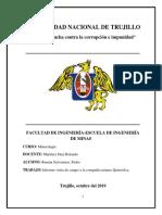 MINERALOGIA-Informe 1