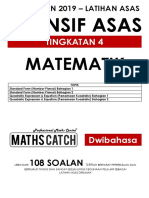 Maths Catch