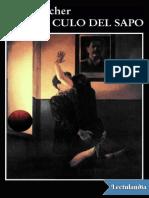 Bajo El Culo Del Sapo - Tibor Fischer