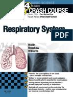 Crash Course Respiratory System 4E