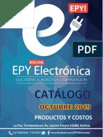 Catálogo EPY Octubre 2019