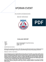 Laporan Event Bearbrand