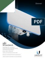 UniFi WiFi BaseStation XG DS