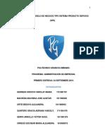 DISEÑO DE UN MODELO DE NEGOCIO TIPO SISTEMA PRODUCTO SERVICIO ll.docx