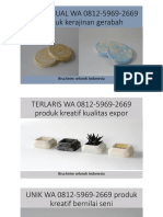 TEMPAT JUAL WA 0812-5969-2669 produk kerajinan gerabah