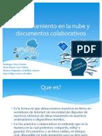 Almacenamiento en la Nubeo y documentos colaborativos