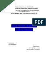 Trabajo 5ta Unidad de Análisi Estados Financieros