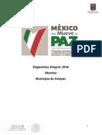Diagnostico Morelos Jiutepec