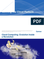 Defining the Cloud Platform