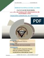 Tasacion de Inmueble Comercial Instituto