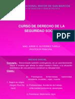 Curso de Derecho de La Seguridad Social - PPTS 2019 ...pptx