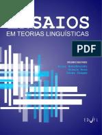 Ensaios em teorias linguisticas