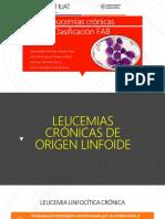 Leucemias y Clasificación Ofi