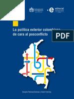 _La política exterior colombiana de cara al posconflicto_ v_1 - copia.pdf